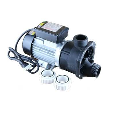 LX Whirlpool EA390Y 1.25hp spa pump
