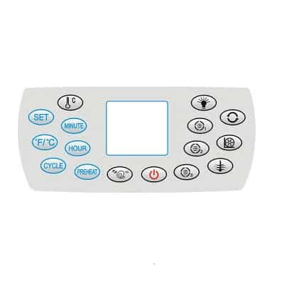 KL8-3H touchpad controller