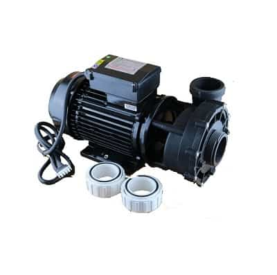 LX Whirlpool WP250-II 2.5hp TWO SPEED spa pump